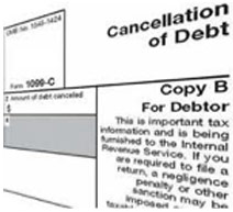 Avoid the Debt Relief Tax Trap